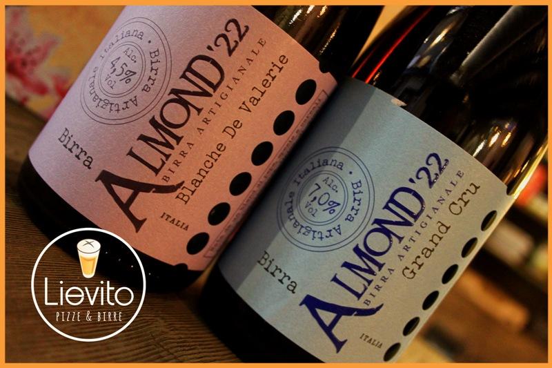 Le birre di Almond'22