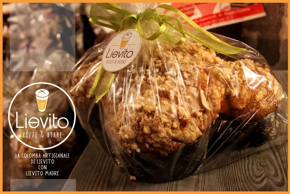 La Colomba Artigianale di Lievito ®